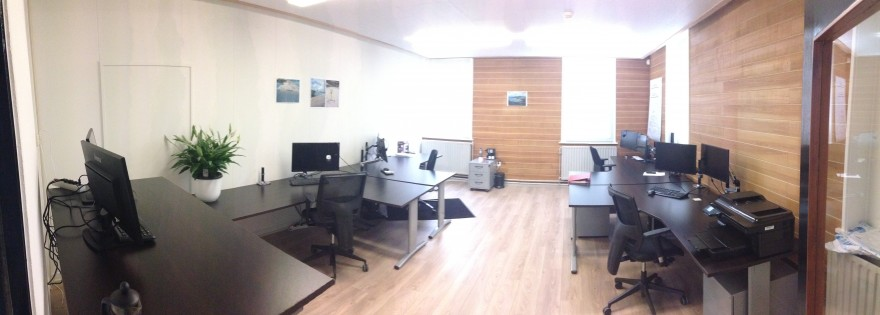 Bigger office